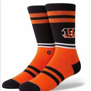 Stance Cincinnati Bengals Socks - NWT